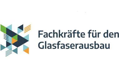 Logo Fachkräftesicherung für den Glasfaserausbau